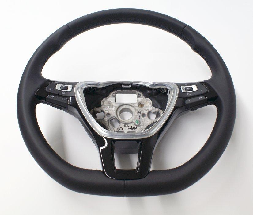 Autosattlerei Lenkrad (1)