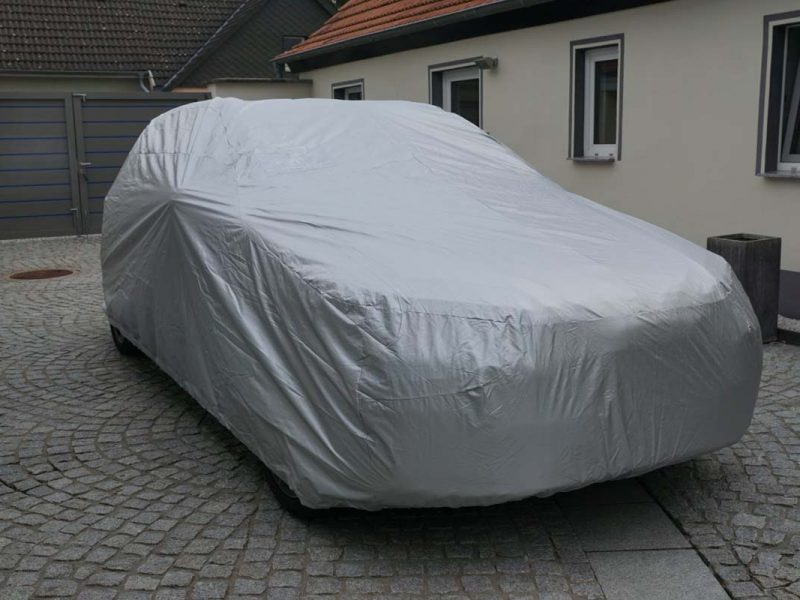 Abdeckplane Audi Q7